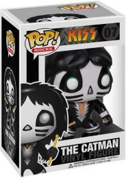 Figurine Funko Pop Kiss #7 Catman