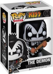 Figurine Funko Pop Kiss #4 Le Démon