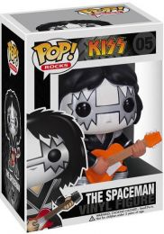 Figurine Funko Pop Kiss #5 Spaceman