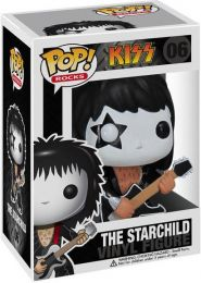 Figurine Funko Pop Kiss #6 Starchild