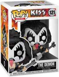 Figurine Funko Pop Kiss #121 Le Démon