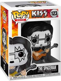 Figurine Funko Pop Kiss #123 Spaceman