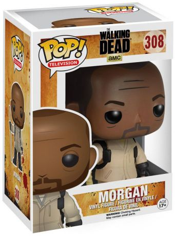 Figurine Funko Pop The Walking Dead #308 Morgan