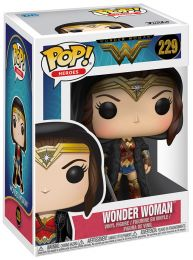 Figurine Funko Pop Wonder Woman [DC] #229 Wonder Woman