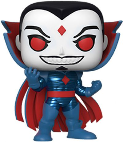 Figurine Funko Pop X-Men [Marvel] #624 Mister Sinistre - Métallique