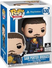 Figurine Funko Pop PlayStation #630 Sam Porter Bridges (Death Stranding)