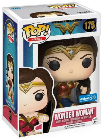 Figurine Funko Pop Wonder Woman [DC] #175 Wonder Woman