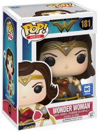Figurine Funko Pop Wonder Woman [DC] #181 Wonder Woman - Lasso de vérité