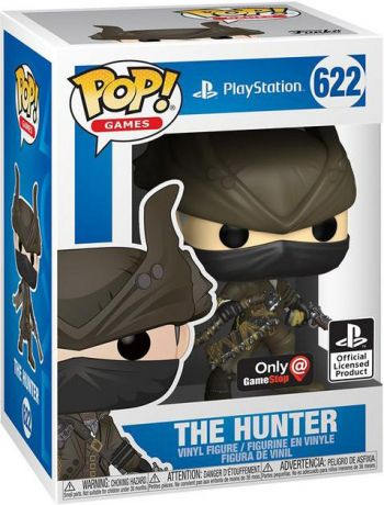 Figurine Funko Pop PlayStation #622 Le Chasseur (BloodBorne)