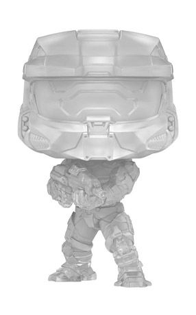 Figurine Funko Pop Halo #18 Master Chief in Active Camo
