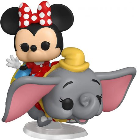 Figurine Funko Pop 65 ème anniversaire Disneyland [Disney] #92 Minnie vol avec Dumbo