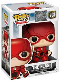 Figurine Funko Pop Justice League [DC] 13488 - Flash (208) pas chère