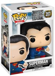 Figurine Funko Pop Justice League [DC] 13704 - Superman (207) pas chère