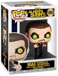 Figurine Funko Pop It's Always Sunny in Philadelphia #1052 Mac Nightman