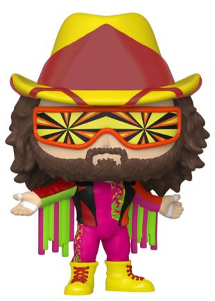 Figurine Funko Pop WWE #79 MACHO MAN RANDY