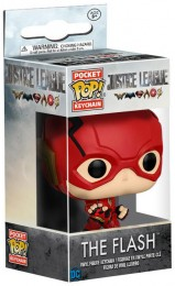Figurine Funko Pop Justice League [DC] 13791 - Flash - Porte-clés  pas chère