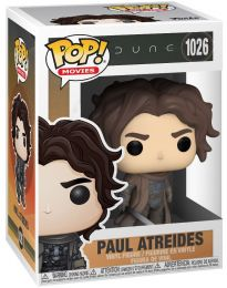 Figurine Funko Pop Dune 2020 #1026 Paul Atreides