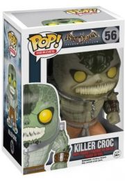 Figurine Funko Pop Batman Arkham Asylum #56 Killer Croc