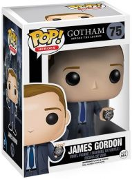 Figurine Funko Pop Gotham #75 James Gordon