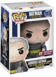 Figurine Funko Pop Batman: The Dark Knight Returns #113 Batman démasqué