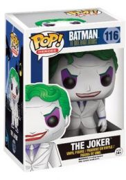 Figurine Funko Pop Batman: The Dark Knight Returns #116 Le Joker