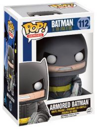 Figurine Funko Pop Batman: The Dark Knight Returns #112 Batman