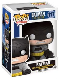 Figurine Funko Pop Batman: The Dark Knight Returns #117 Barman costume noir