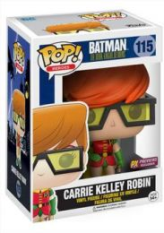 Figurine Funko Pop Batman: The Dark Knight Returns #115 Carrie Kelley Robin