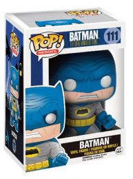 Figurine Funko Pop Batman: The Dark Knight Returns #111 Batman costume bleu