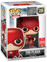Figurine Funko Pop Justice League [DC] 32331 - Flash - En mouvement (208) pas chère