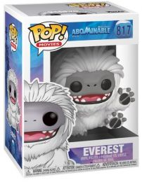 Figurine Funko Pop Parcs Disney  #817 Everest