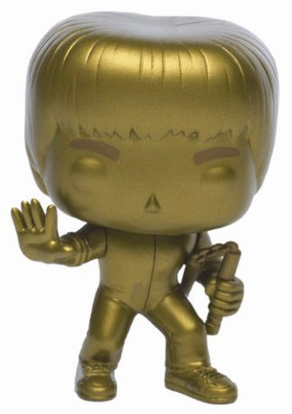 Figurine Funko Pop Bruce Lee #2019 Bruce Lee Or