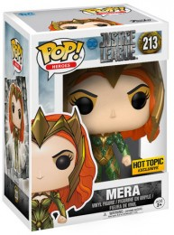 Figurine Funko Pop Justice League [DC] 13707 - Mera (213) pas chère