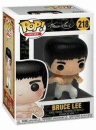 Figurine Funko Pop Bruce Lee #218 Bruce Lee