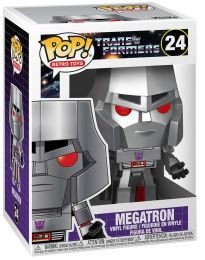 Figurine Funko Pop Transformers #24 Megatron