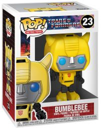 Figurine Funko Pop Transformers #23 Bumblebee