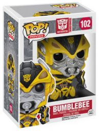 Figurine Funko Pop Transformers #102 Bumblebee