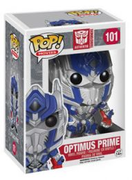 Figurine Funko Pop Transformers #101 Optimus Prime