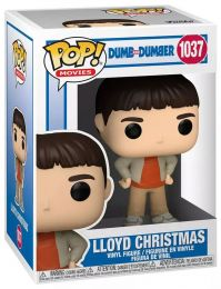 Figurine Funko Pop Dumb et Dumber #1037 Lloyd Christmas