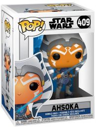Figurine Funko Pop Star Wars : The Clone Wars #409 Ahsoka Tano