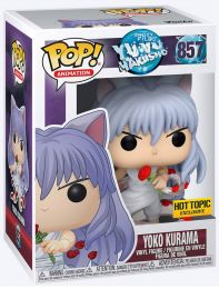 Figurine Funko Pop Ghost Files Yu Yu Hakusho #857 Yoko Kurama