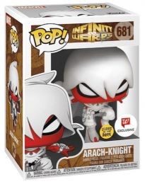 Figurine Funko Pop Infinity Warps #681 Arach-Knight