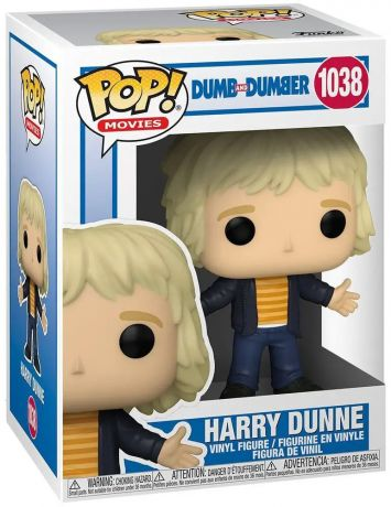 Figurine Funko Pop Dumb et Dumber #1038 Harry Dunne