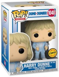 Figurine Funko Pop Dumb et Dumber #1040 Harry en smoking [Chase]