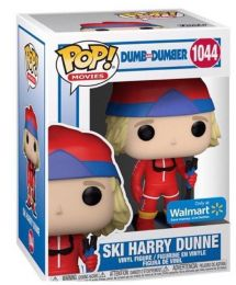 Figurine Funko Pop Dumb et Dumber #1044 Ski Harry Dunne