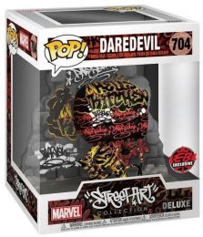 Figurine Funko Pop Daredevil [Marvel] #704 Daredevil Street art