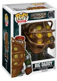 Figurine Funko Pop BioShock  #65 Big Daddy