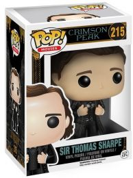Figurine Funko Pop Crimson Peak #215 Sir Thomas Sharpe