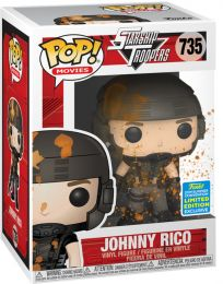 Figurine Funko Pop Starship Troopers #735 Johnny Rico