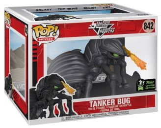 Figurine Funko Pop Starship Troopers #842 Tanker Bug - 15 cm